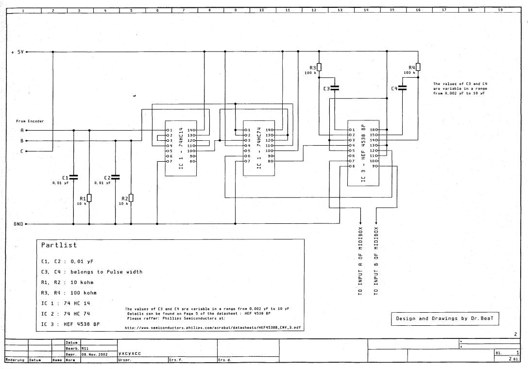 Forum Electronics Microprocessors Rotary Encoders And Interrupts